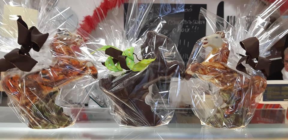 Notre gamme de chocolat